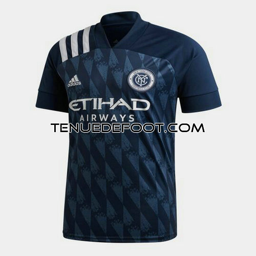 maillot exterieur new york city 2020-2021 thailande