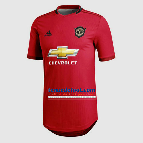 maillot manchester united 2019-2020 domicile