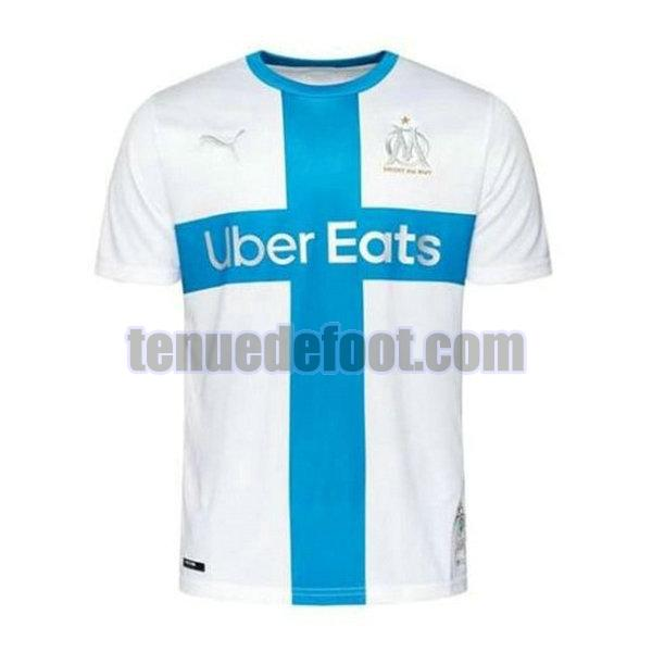 maillot olympique de marseille 120th blanc