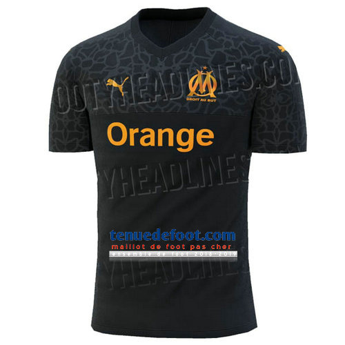 maillot olympique marseille 2019-2020 troisieme
