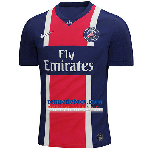 maillot ensemble paris saint germain 2019-2020 domicile