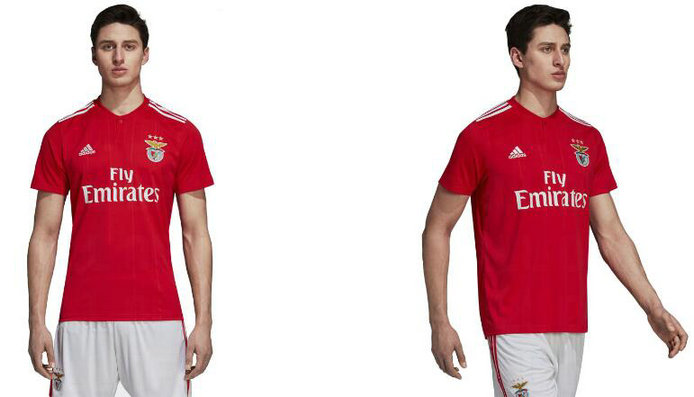 Maillot SL Benfica solde