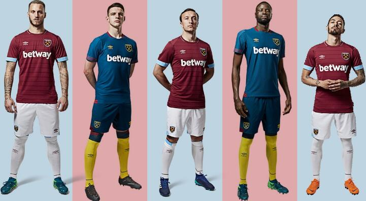 maillot west ham united 2018-2019