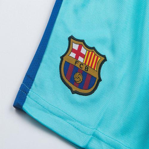Tenue de barcelone maillots ensemble enfants barcelone for Maillot barcelone exterieur 2017