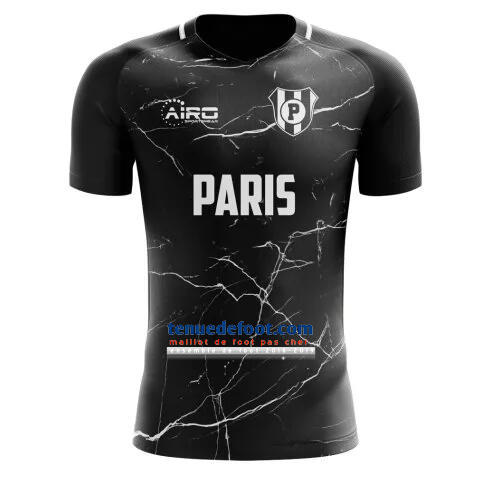 maillot ensemble paris saint germain 2019-2020 troisieme